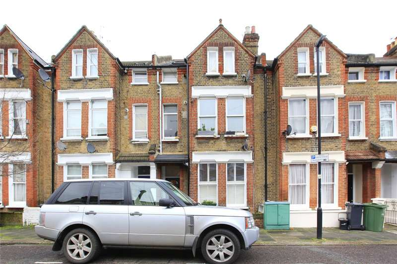 2 Bedrooms Flat for sale in Kenwyn Road, Clapham, London, SW4