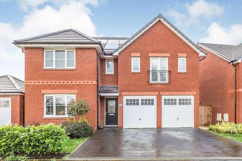5 Bedrooms Detached House for sale in Rossendale Drive, Adlington, Chorley, Lancashire, PR6