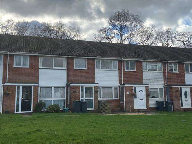 3 Bedrooms Terraced House for sale in Forest Close, Cowplain, Waterlooville