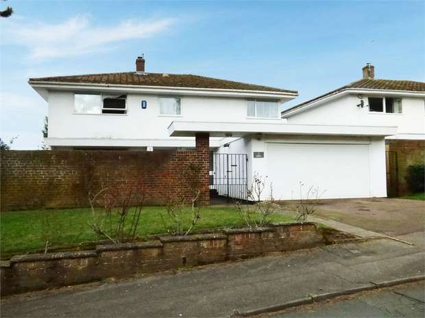 4 Bedrooms Detached House for sale in Vicary Way, Maidstone, Kent