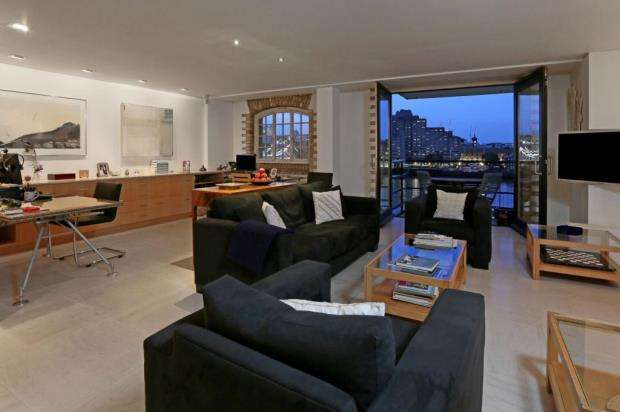 4 Bedrooms Flat for sale in Butlers Wharf Building, 36 Shad Thames, London