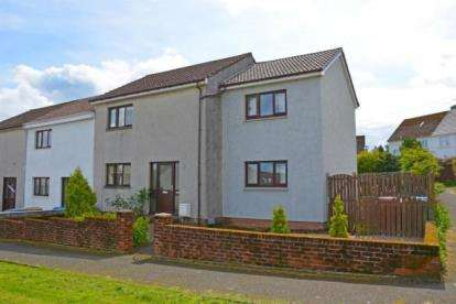 3 Bedrooms End Of Terrace House for sale in Wilson Place, Newton Mearns