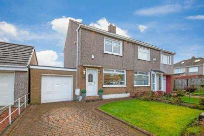 3 Bedrooms Semi Detached House for sale in Kirkinner Road, Mount Vernon, Glasgow