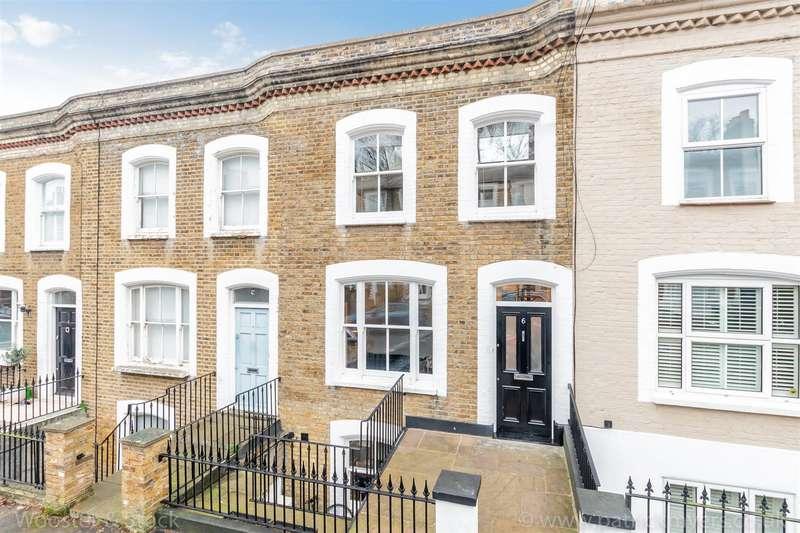 3 Bedrooms Terraced House for sale in Mount Ash Road, Sydenham, SE26