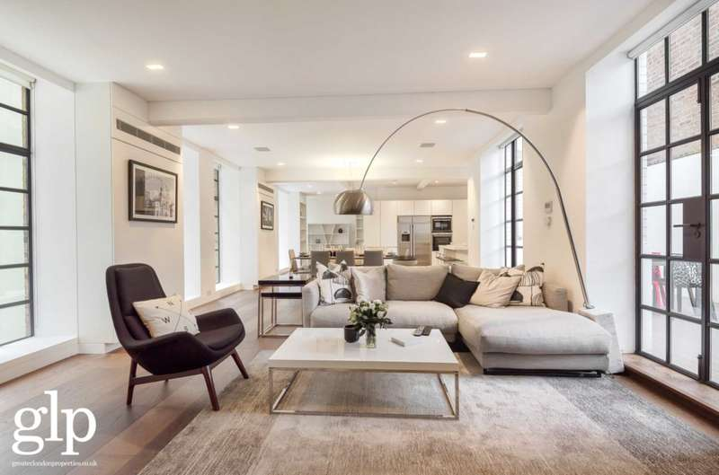 3 Bedrooms Apartment Flat for sale in Frederick Close, Hyde Park, W2