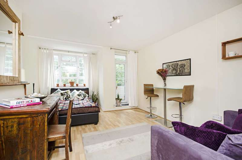 Studio Flat for sale in Gascoyne Road, Victoria Park, E9