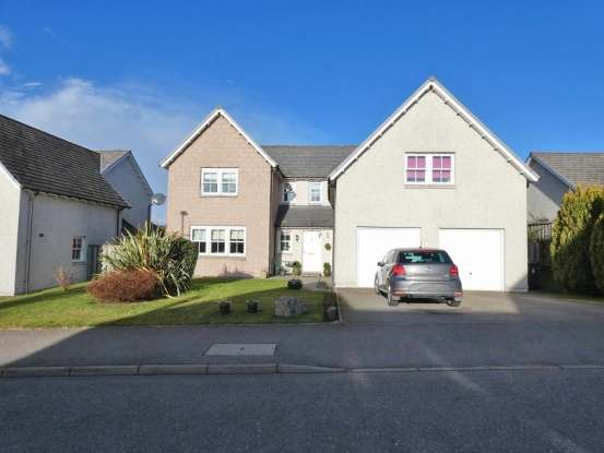 5 Bedrooms Detached House for sale in Kinnairdy Close, Torphins, Aberdeenshire, AB31 4GL