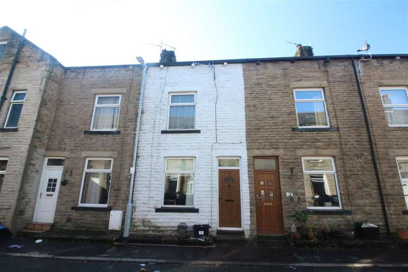 2 Bedrooms Terraced House for sale in Major Street, Off Halifax Road, Todmorden