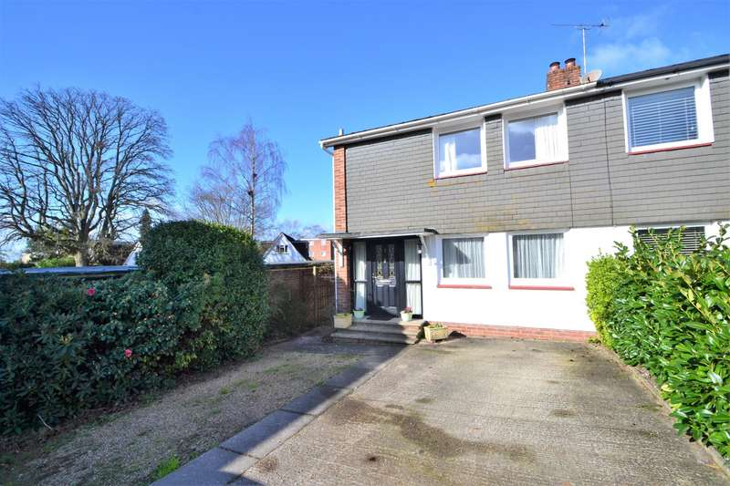 3 Bedrooms Semi Detached House for sale in Hiltingbury