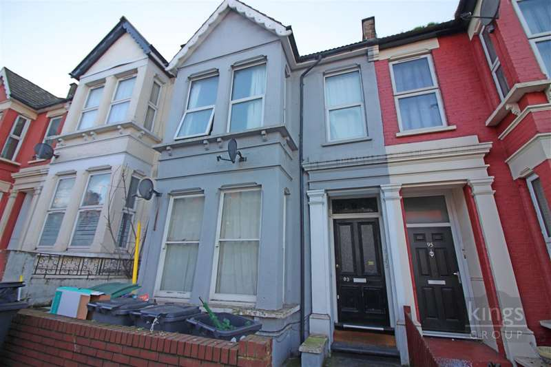 1 Bedroom Flat for sale in Wightman Road, London