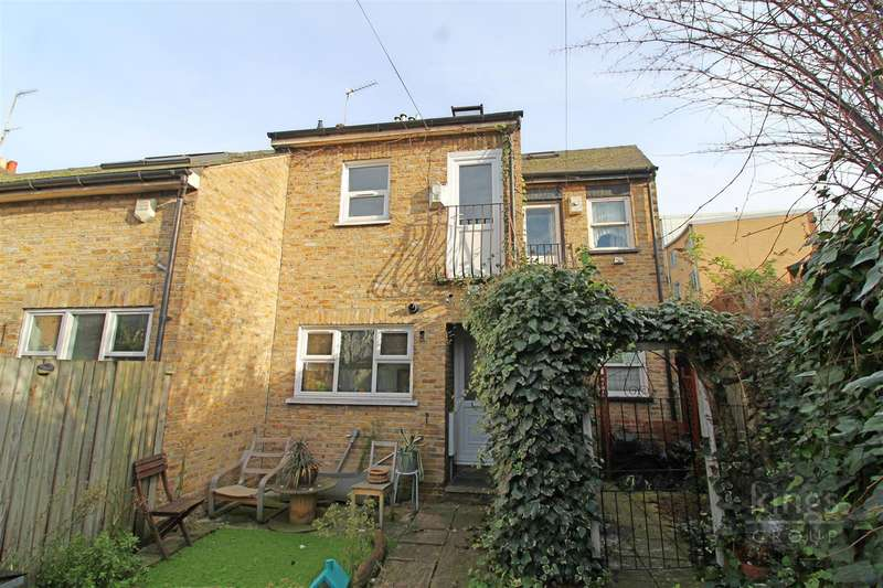 3 Bedrooms House for sale in Kenworthy Road, London