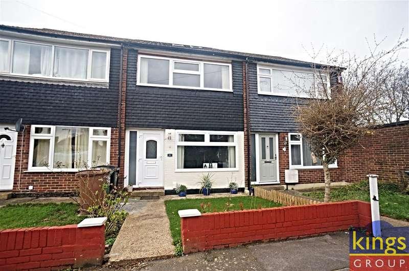 4 Bedrooms Terraced House for sale in The Bracken, London