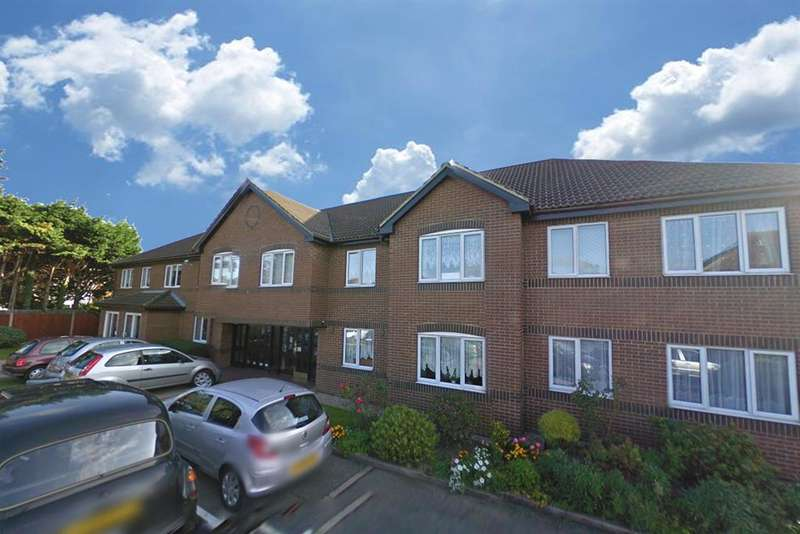 1 Bedroom Retirement Property for sale in Rosewood Court, Chadwell Heath Lane, Romford, RM6