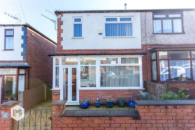 3 Bedrooms Semi Detached House for sale in Bernard Grove, Bolton, Greater Manchester, BL1