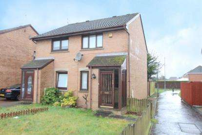 2 Bedrooms Semi Detached House for sale in Micklehouse Road, Baillieston, Glasgow, Lanarkshire