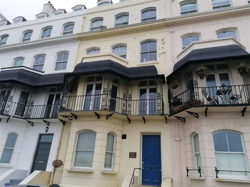 2 Bedrooms Ground Flat for sale in Russell House, 13, Marine Parade, Folkestone Kent CT20 1PX