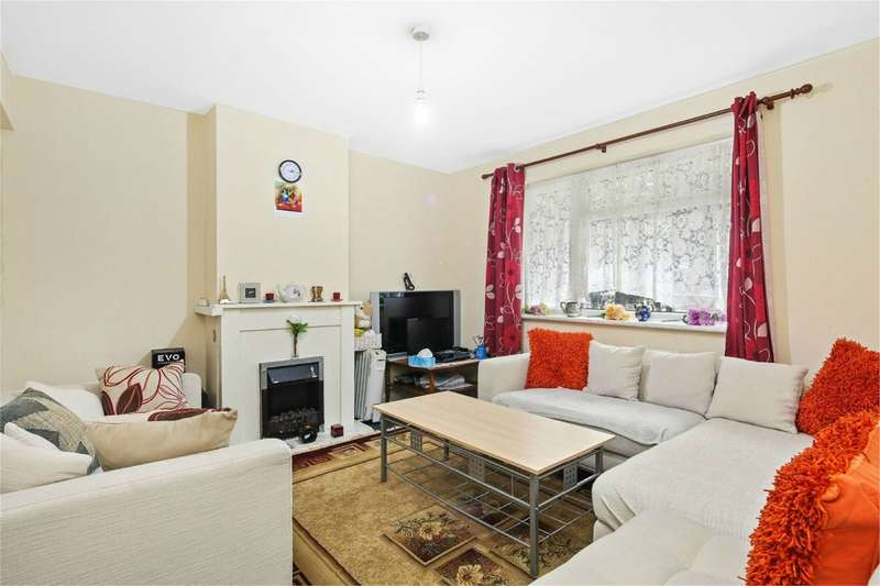 2 Bedrooms Flat for sale in Wendover Court, Acton/ Park Royal, W3