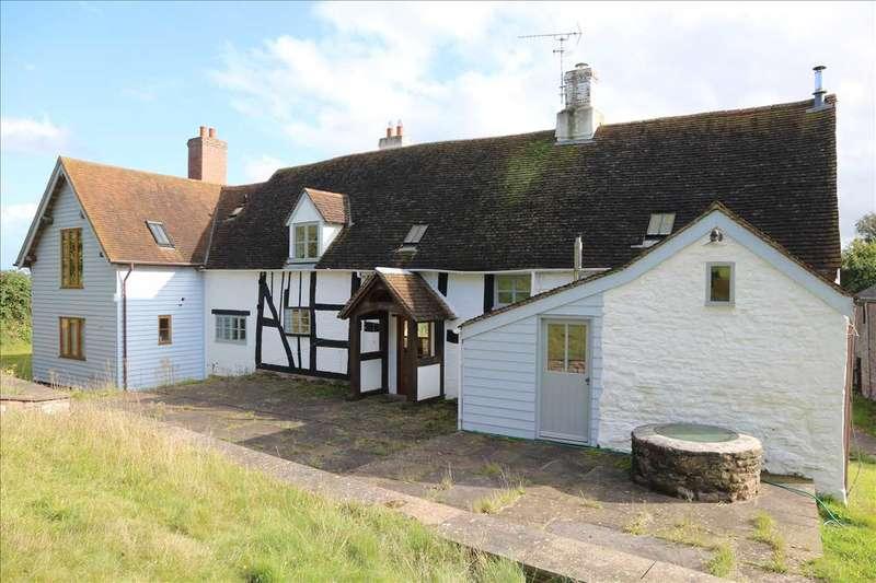 5 Bedrooms Detached House for sale in Glewstone, Lower Daffaluke, Ross-on-Wye