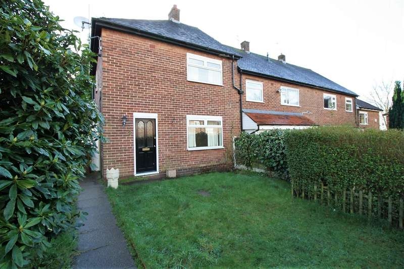 2 Bedrooms Semi Detached House for sale in Grundy Avenue, Prestwich