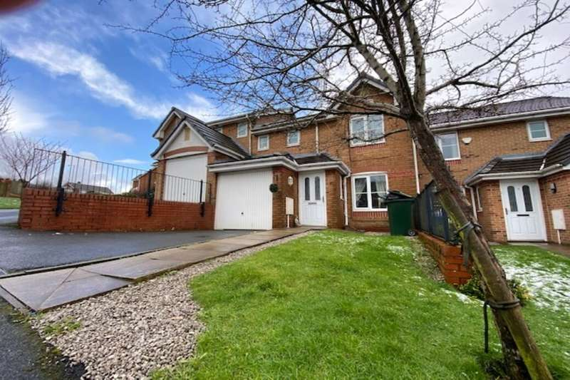 3 Bedrooms Terraced House for sale in Cotman Close, Bacup, OL13