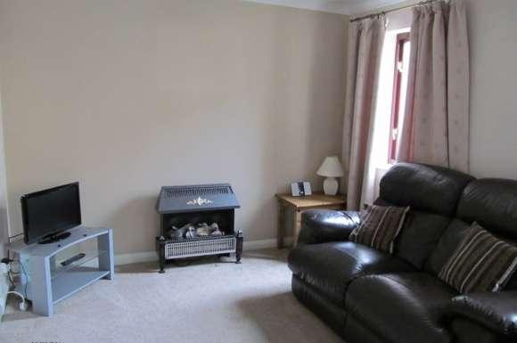 2 Bedrooms Flat for rent in Scalebeck Court, Workington, CA14