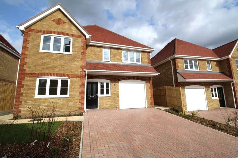 4 Bedrooms Detached House for sale in Rook Lane, Bobbing, Sittingbourne, ME9