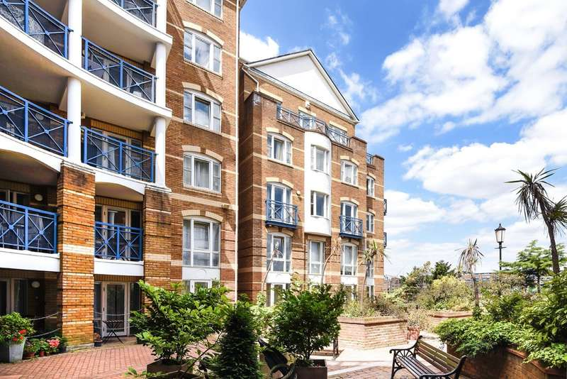 3 Bedrooms Flat for sale in King & Queen Wharf, Rotherhithe