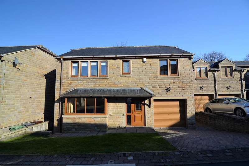 4 Bedrooms Detached House for sale in Rustless Close, Cleckheaton