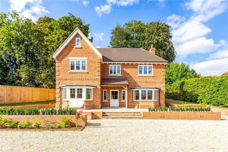 5 Bedrooms Detached House for sale in Bath Road, Marlborough, Wiltshire, SN8