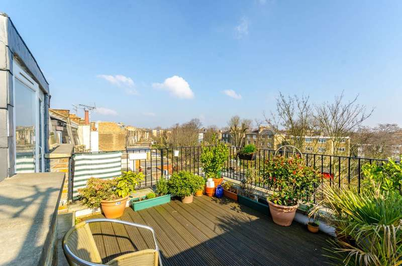 2 Bedrooms Flat for sale in Brecknock Road, Tufnell Park, N7