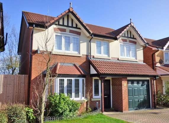 4 Bedrooms Detached House for sale in Black Horse Lane, Widnes, Cheshire, WA8 5AF