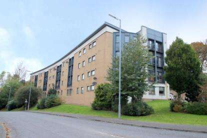 2 Bedrooms Flat for sale in Calderpark Terrace, Uddingston, Glasgow