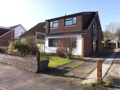 4 Bedrooms Semi Detached House for sale in Amberley Road, Stoke Lodge, Patchway, Bristol