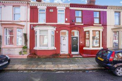 3 Bedrooms Terraced House for sale in Rosslyn Street, Aigburth, Liverpool, Merseyside, L17
