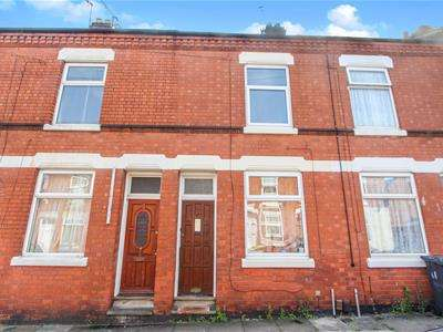 2 Bedrooms Terraced House for sale in Ruby Street, LEICESTER