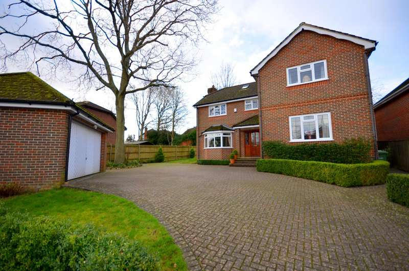 5 Bedrooms Detached House for sale in Firs Drive, Hedge End, Southampton, SO30