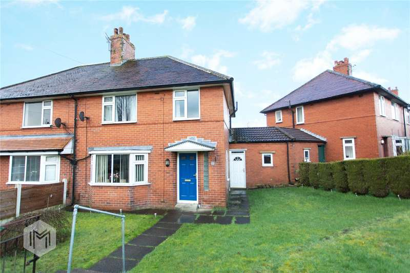3 Bedrooms Semi Detached House for sale in Ridgway, Blackrod, Bolton, Greater Manchester, BL6