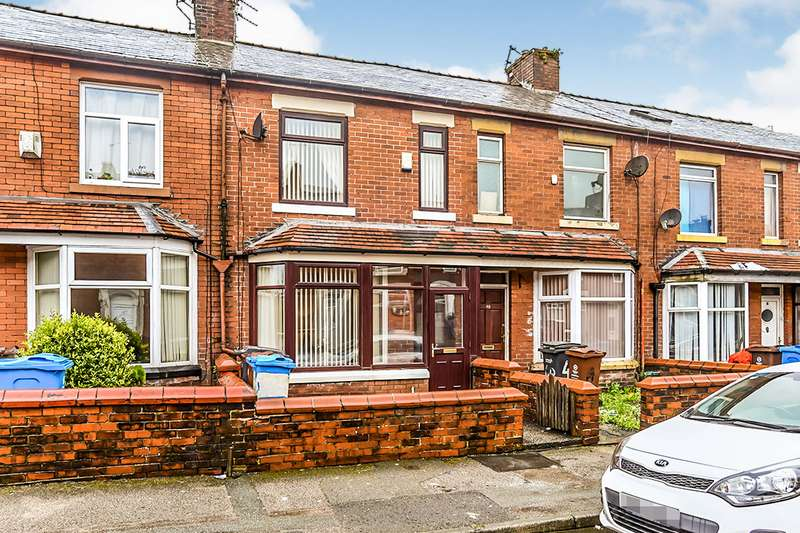 2 Bedrooms House for sale in Hollinhall Street, Oldham, Greater Manchester, OL4