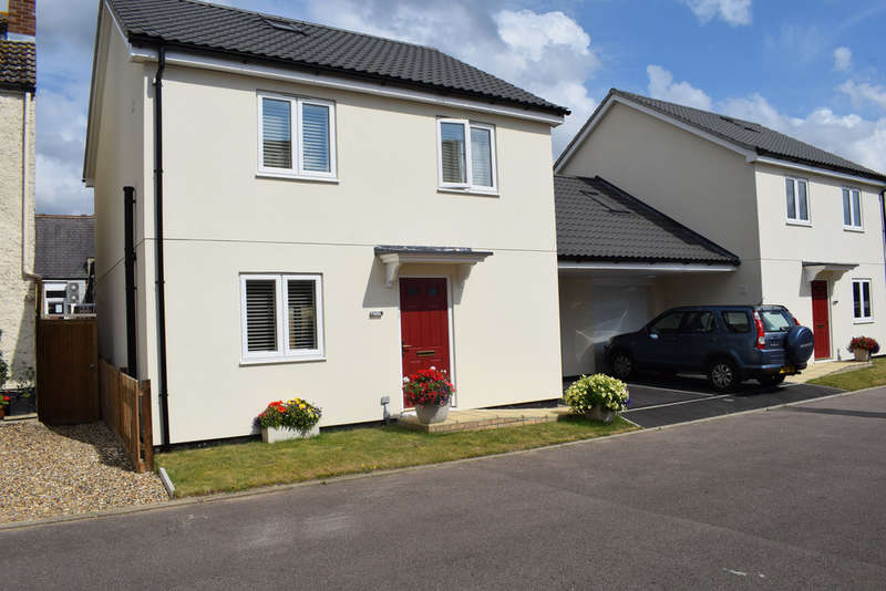 3 Bedrooms Semi Detached House for sale in School Close, Lakenheath