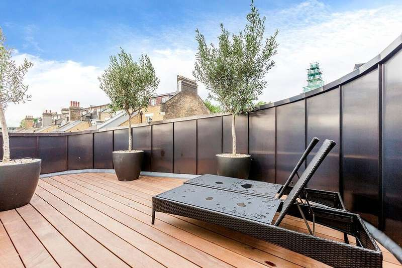 3 Bedrooms Semi Detached House for sale in Melody Lane, N5 2BQ