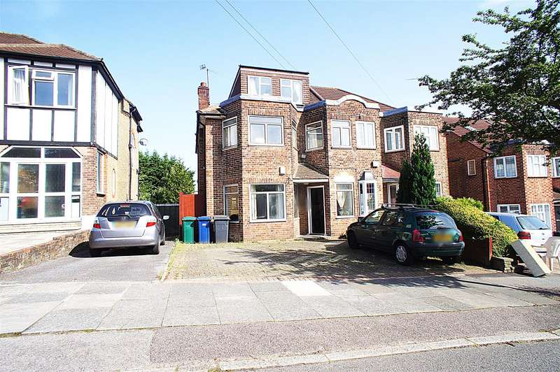 5 Bedrooms Semi Detached House for sale in Exeter Road, Southgate, London