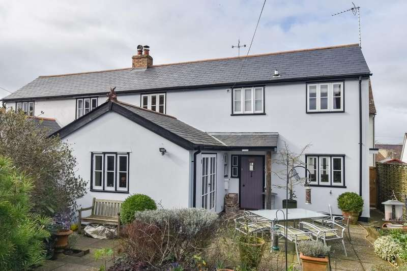 2 Bedrooms Cottage House for sale in Newbiggen Street, Thaxted, Dunmow