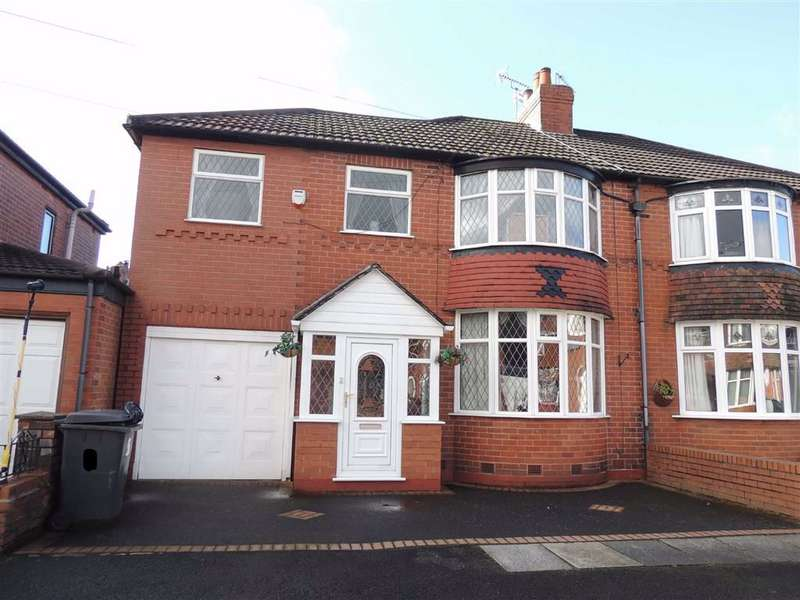 3 Bedrooms Semi Detached House for sale in Orwell Avenue, Denton, Manchester