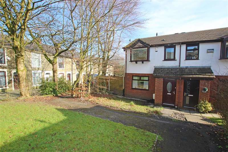 3 Bedrooms Mews House for sale in Marton Walk, Darwen, BB3 2NH
