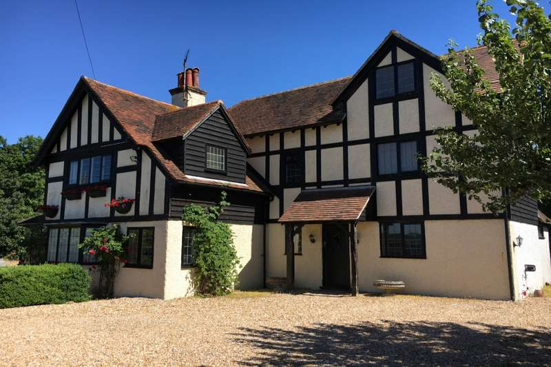 5 Bedrooms Detached House for sale in Udimore, Rye, East Sussex, TN31