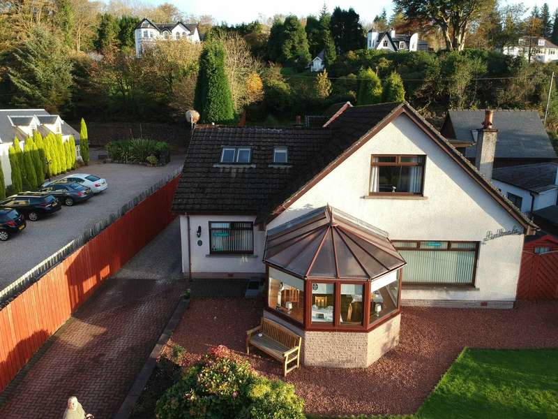 6 Bedrooms Detached House for sale in Achintore Road, Fort William, Highland, PH33 6RQ