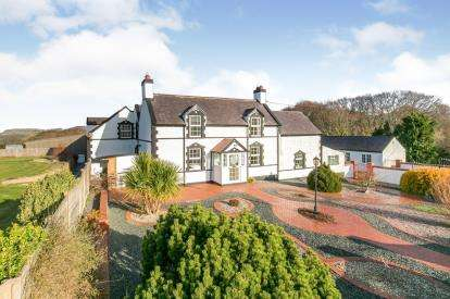 5 Bedrooms Link Detached House for sale in Betws Yn Rhos, Abergele, Conwy, ., LL22