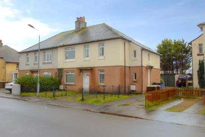 2 Bedrooms Flat for sale in McKinlay Crescent, Irvine, North Ayrshire