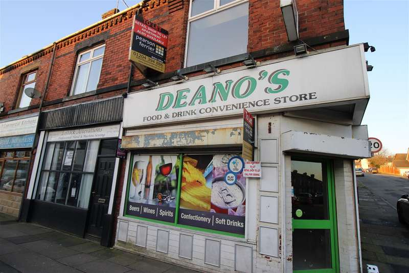 Retail Property (high Street) Commercial for rent in Chorley New Road, Bolton