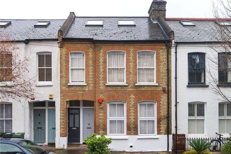 2 Bedrooms Flat for sale in Goldsboro Road, London, SW8
